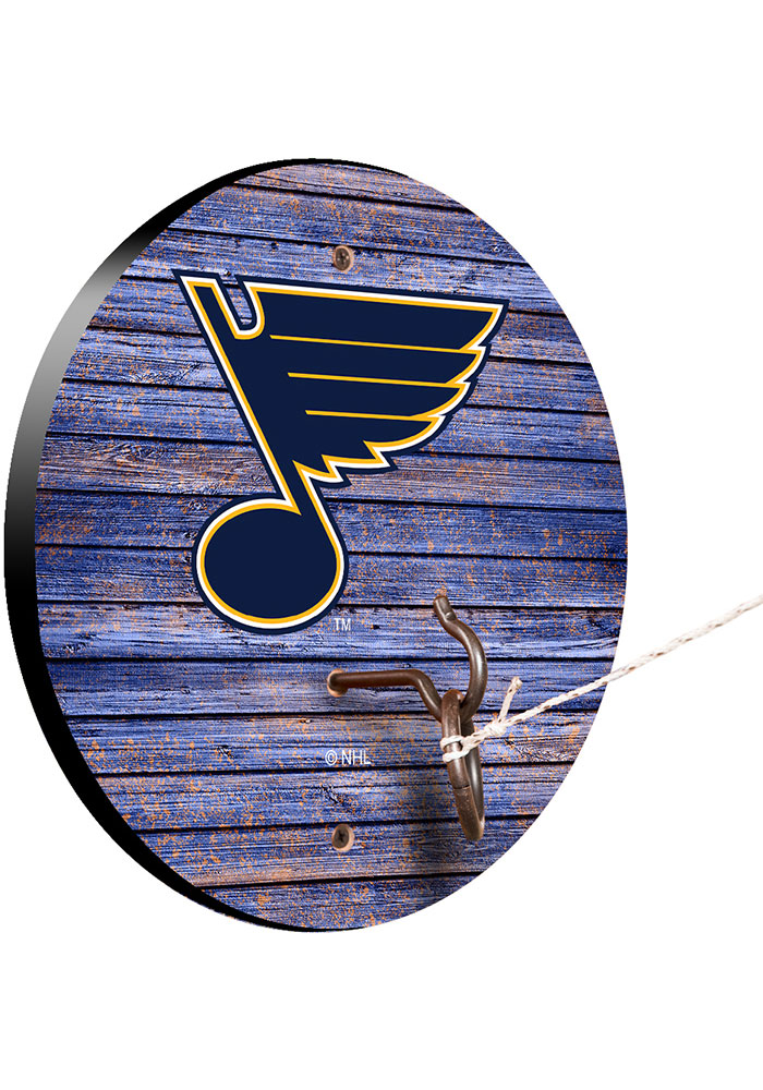 St Louis Blues Hook and Ring Tailgate Game - Image 1
