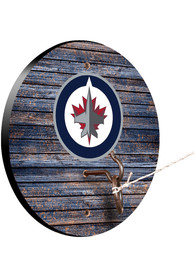Winnipeg Jets Hook and Ring Tailgate Game