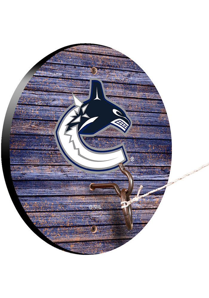 Vancouver Canucks Hook and Ring Tailgate Game - Image 1
