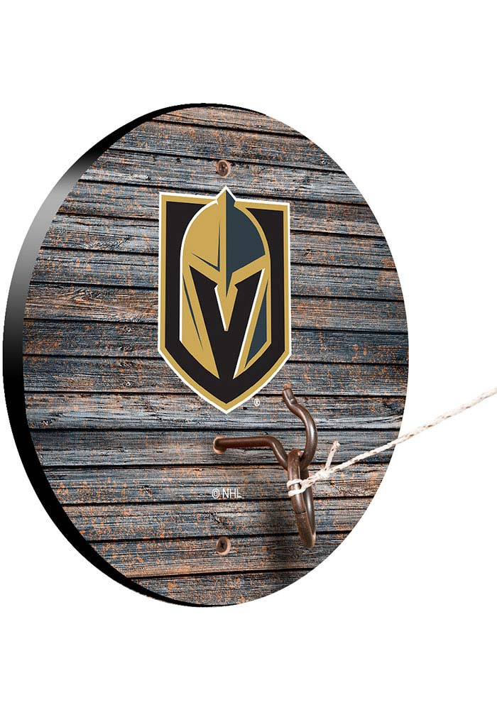 Vegas Golden Knights Hook and Ring Tailgate Game - Image 1