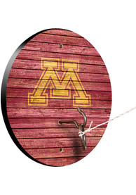 Minnesota Golden Gophers Hook and Ring Tailgate Game