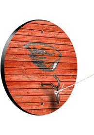 Oregon State Beavers Hook and Ring Tailgate Game