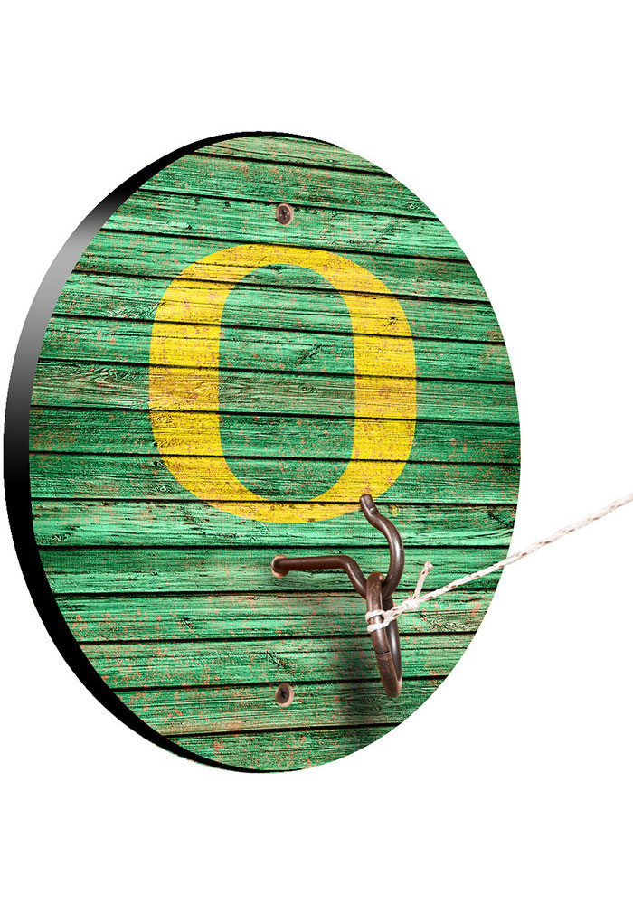 Oregon Ducks Hook and Ring Tailgate Game - Image 1
