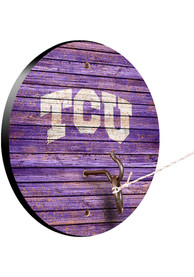 TCU Horned Frogs Hook and Ring Tailgate Game