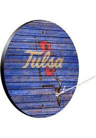 Tulsa Golden Hurricanes Hook and Ring Tailgate Game