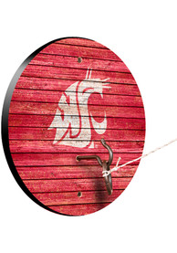 Washington State Cougars Hook and Ring Tailgate Game