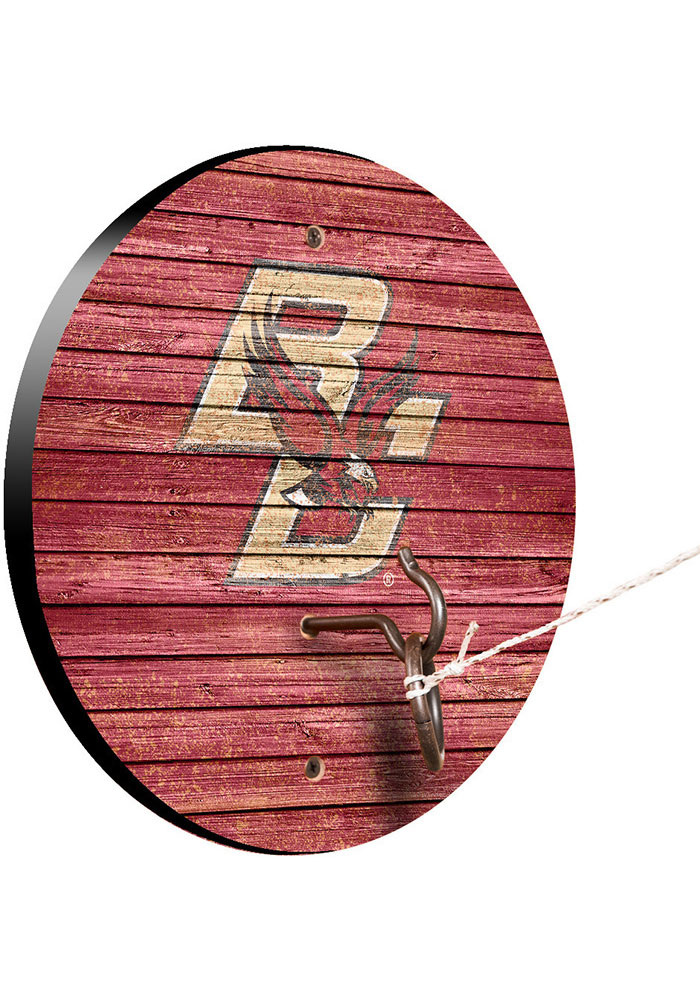 Boston College Eagles Hook and Ring Tailgate Game