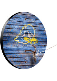 Delaware Fightin' Blue Hens Hook and Ring Tailgate Game