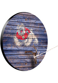 Fresno State Bulldogs Hook and Ring Tailgate Game