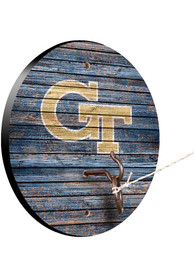 GA Tech Yellow Jackets Hook and Ring Tailgate Game