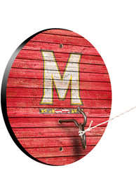 Maryland Terrapins Hook and Ring Tailgate Game