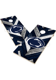 Penn State Nittany Lions 2x4 Cornhole Set Tailgate Game