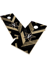 Vanderbilt Commodores 2x4 Cornhole Set Tailgate Game