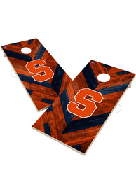 Syracuse Orange 2x4 Cornhole Set Tailgate Game