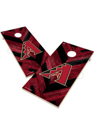 Arizona Diamondbacks 2x4 Cornhole Set Tailgate Game