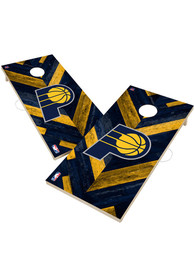 Indiana Pacers 2x4 Cornhole Set Tailgate Game