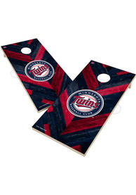 Minnesota Twins 2x4 Cornhole Set Tailgate Game