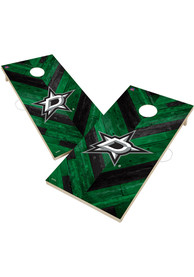 Dallas Stars 2x4 Cornhole Set Tailgate Game