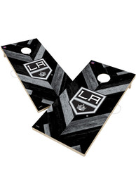 Los Angeles Kings 2x4 Cornhole Set Tailgate Game