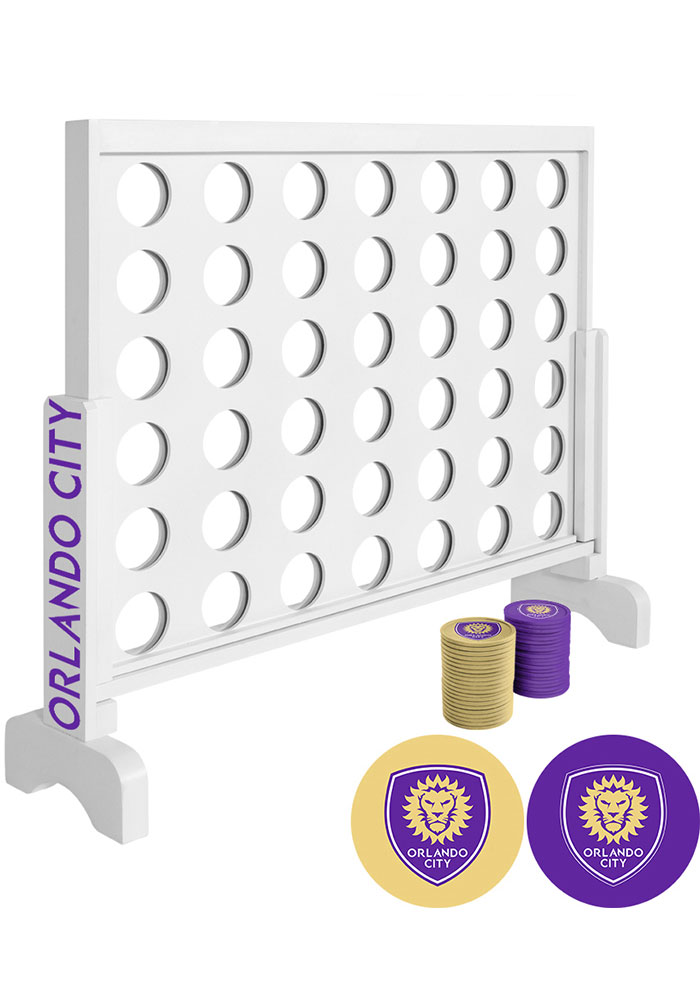 Orlando City SC Victory 4 Tailgate Game - Image 1