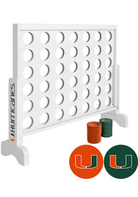Miami Hurricanes Victory 4 Tailgate Game