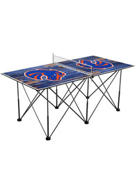 Boise State Broncos Pop Up Table Tennis