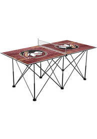 Florida State Seminoles Pop Up Table Tennis