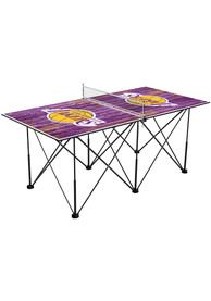 Los Angeles Lakers Pop Up Table Tennis