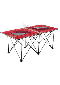 Portland Trail Blazers Pop Up Table Tennis