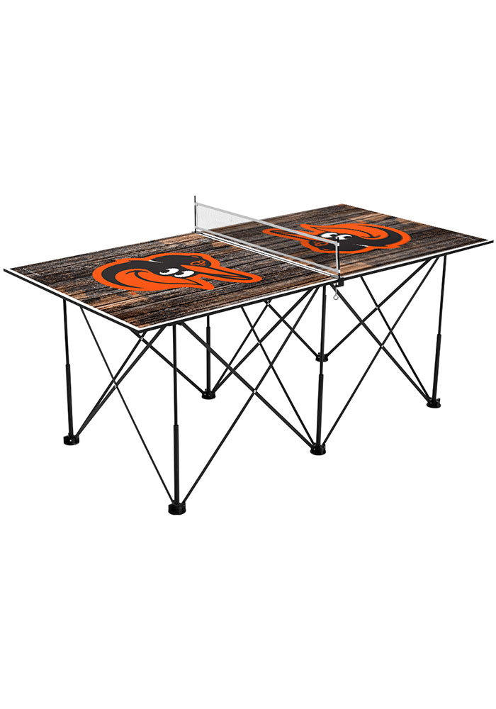 Baltimore Orioles Pop Up Table Tennis - Image 1