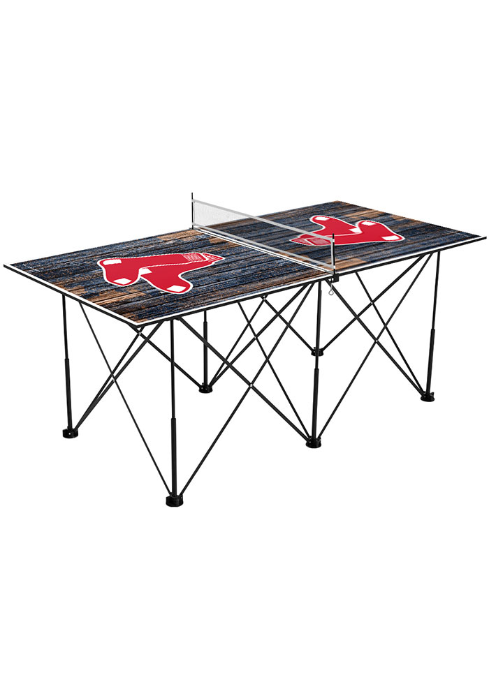 Boston Red Sox Pop Up Table Tennis - Image 1