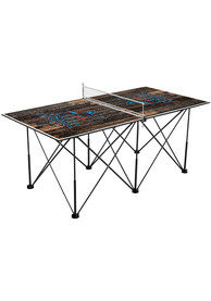 Miami Marlins Pop Up Table Tennis