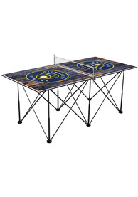 Milwaukee Brewers Pop Up Table Tennis
