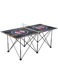 Minnesota Twins Pop Up Table Tennis
