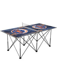 New York Mets Pop Up Table Tennis