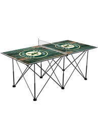 Oakland Athletics Pop Up Table Tennis