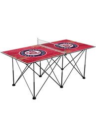 Washington Nationals Pop Up Table Tennis