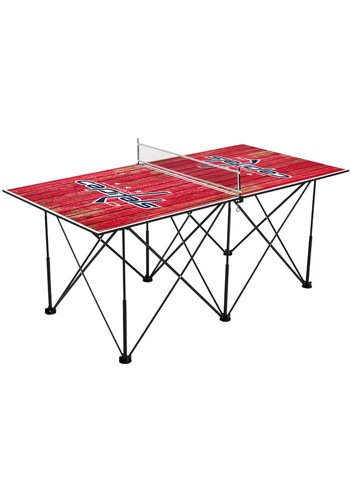 Washington Capitals Pop Up Table Tennis - Image 1