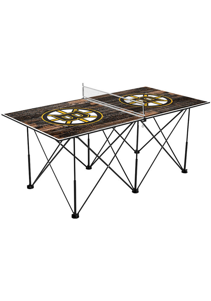 Boston Bruins Pop Up Table Tennis - Image 1