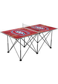 Montreal Canadiens Pop Up Table Tennis