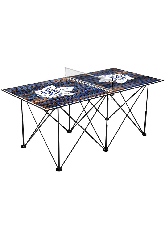 Toronto Maple Leafs Pop Up Table Tennis - Image 1