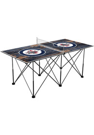 Winnipeg Jets Pop Up Table Tennis