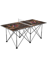Arizona Coyotes Pop Up Table Tennis