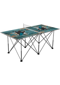 San Jose Sharks Pop Up Table Tennis