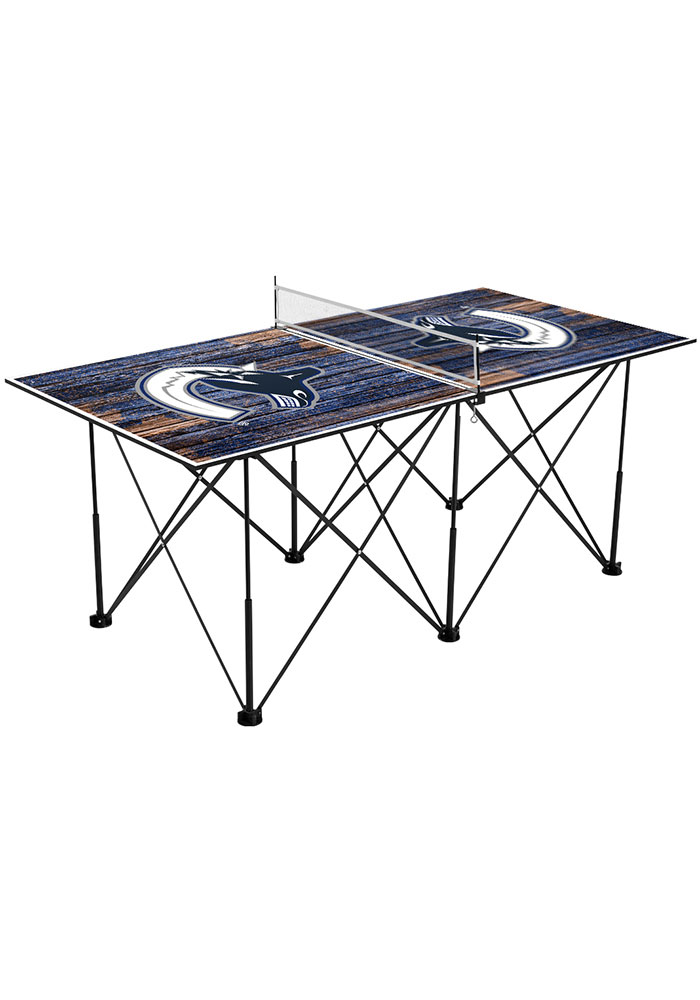 Vancouver Canucks Pop Up Table Tennis - Image 1