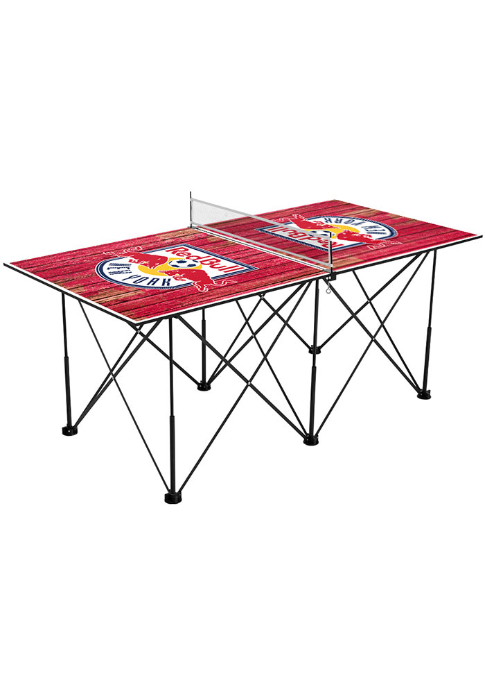 New York Red Bulls Pop Up Table Tennis - Image 1