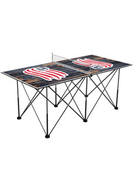 New England Revolution Pop Up Table Tennis
