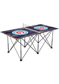 Chicago Fire Pop Up Table Tennis