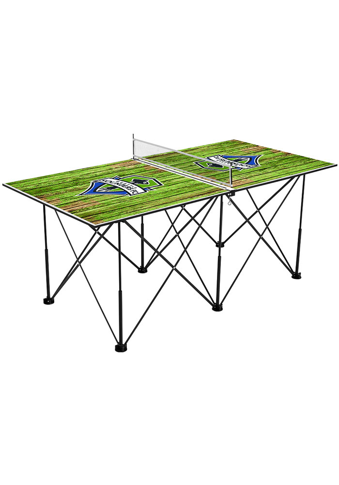 Seattle Sounders FC Pop Up Table Tennis - Image 1