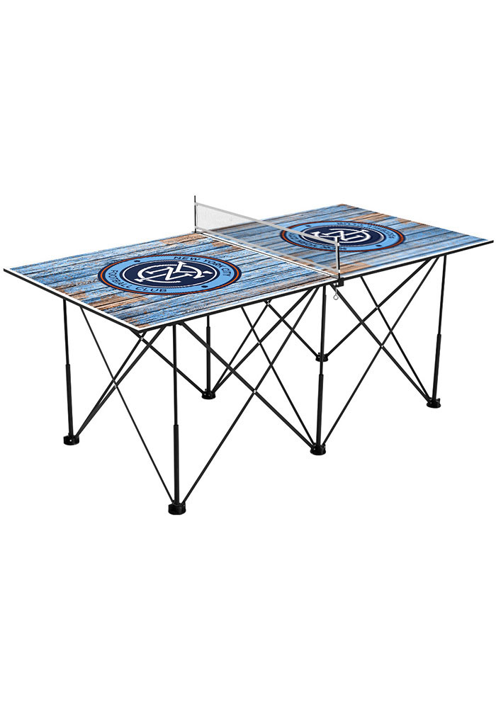 New York City FC Pop Up Table Tennis - Image 1